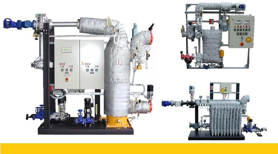 Endüstriyel  Isı Transfer Sistemleri